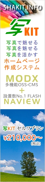 CMS+FLASH��WEB�V�X�e���@��KIT